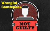 Civics- Wrongful Convictions