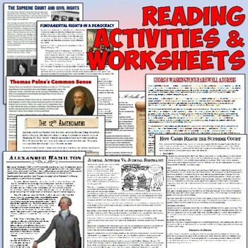 Civics and American Government Curriculum