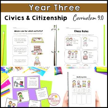 Civics and Citizenship Year 3 Australian Curriculum HASS