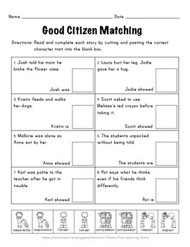 Civics and Government: First and Second Grade