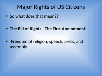 Civics and Government - Grade 4 - Social Studies PPT