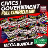 Civics Mega Bundle,  Government MEGA BUNDLE (Civics & Gove