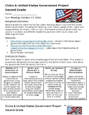 Civics and United States Government Project