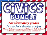 Civics bundle for elementary students