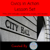 Civics in Action Lesson Set