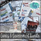 Civics or Government Bundle