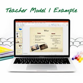 Civil Disobedience & Transcendentalism Multi-Media Presentation Project