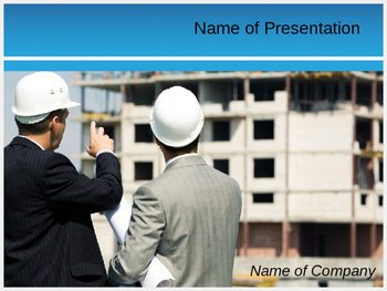 Civil Engineer PPT Template