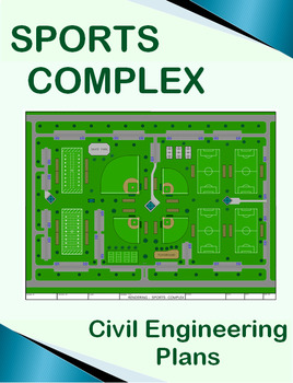 Civil Engineering Project Sports Complex Distance Learning Tpt