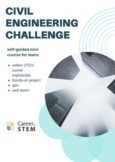 Civil Engineering STEM Challenge (distance learning mini course)