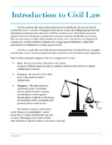 Civil Law Package