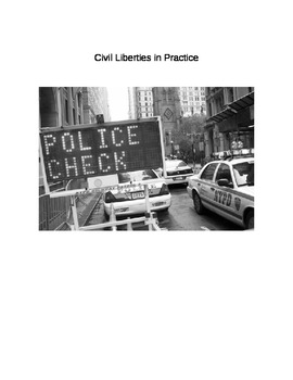 Civil Liberties Application Discussion Questions