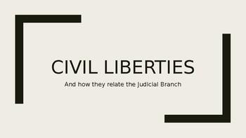 Civil Liberties PPT (AP US Government)