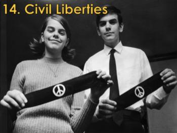 Civil Liberties (U.S. Government) Bundle with Video