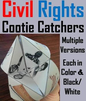 Civil Rights Movement Activity