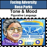Black History Month Rosa Parks Facing Adversity Theme Analysis