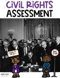 Civil Rights Assessment {GA Milestone Constructed Response