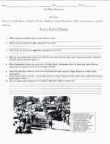 Civil Rights Assignment- MLK, Cesar Chavez, Brown v Education, Dennis Chavez