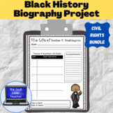 Civil Rights Biographies Project