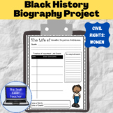 Civil Rights Biographies Project-Women