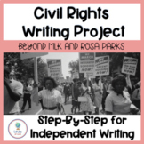 Civil Rights Biography Writing Unit: Going Beyond MLK and