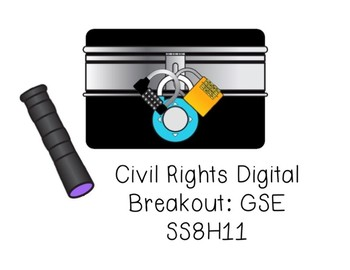 Civil Rights Breakout (SS8H11 GSE)