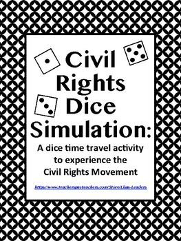 Civil Rights Dice Simulation
