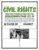 Civil Rights - Greensboro Four Sit-in (Reading, Photo & Writing Assignment)