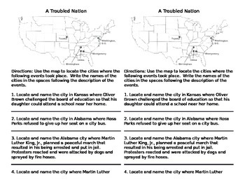 Civil Rights Guided Notes (STUDENT COPY)