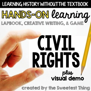 Civil Rights: Hands-On Learning Lessons