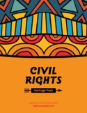 Civil Rights Heritage Pack - African American History Lite