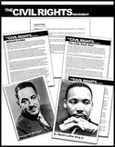 Civil Rights Heroes Activity: Civil Rights Activists Bios/ Student Presentations