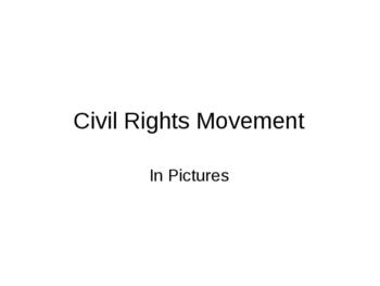 Civil Rights Image Analysis