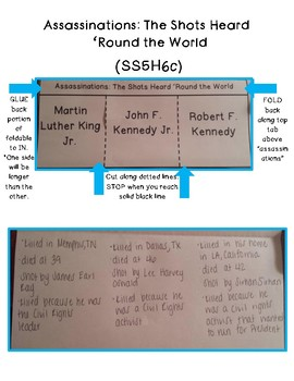 Civil Rights Interactive Notebook