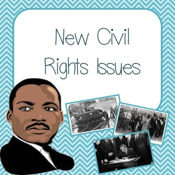 Civil Rights Issues PowerPoint