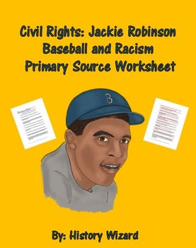 Civil Rights: Jackie Robinson Baseball and Racism Primary
