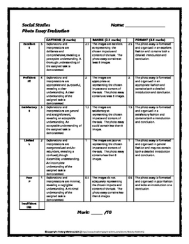 Civil Rights  Jim Crow Laws  Photo Essay With Rubric And Teacher Guide