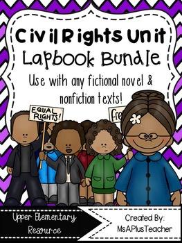 Civil Rights Lapbook Bundle