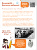 Civil Rights Gallery Walk - Doc Analysis - compare contrast MLK Jr. & Malcolm X