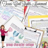 Civil Rights Leaders in Texas Readings and Group Project