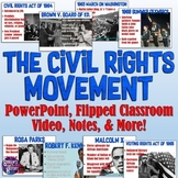 Civil Rights Movement Lesson Plan PowerPoint
