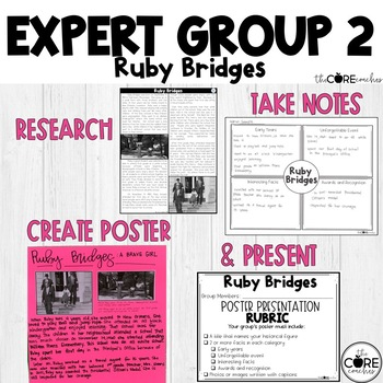 Black History Month • Civil Rights Biography Activities and Research Projects