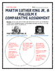Civil Rights - Martin Luther King and Malcolm X Comparativ