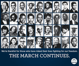 Civil Rights Martyrs
