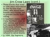 Civil Rights Movement 1865-1968