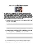 Civil Rights Movement- A Reader's Theater script