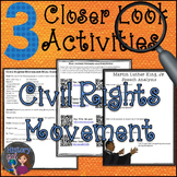 Civil Rights Movement Activities