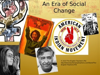 Civil Rights Movement: An Era of Social Change PowerPoint