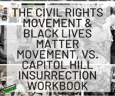 Civil Rights Movement, BLM Movement, vs. Capitol Hill Insu