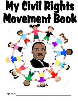 Civil Rights Movement Book